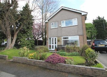 Thumbnail 3 bed detached house for sale in Campbell Road, Swinton, Manchester