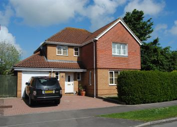 Thumbnail 4 bed detached house for sale in Colman Park, Swindon