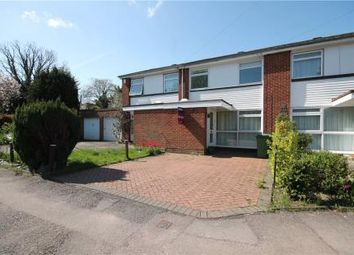 Thumbnail 3 bedroom terraced house for sale in Fennells Mead, West Ewell, Epsom