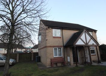 Thumbnail 2 bedroom semi-detached house to rent in Berberis Close, Hull