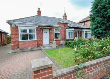 Thumbnail 2 bed bungalow for sale in Natley Avenue, East Boldon