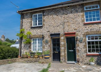 Thumbnail 2 bed terraced house for sale in Mill Street, Temple Ewell, Dover