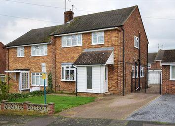 Thumbnail 3 bed semi-detached house for sale in Godden Road, Snodland, Kent
