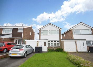 Thumbnail 3 bed link-detached house for sale in Hampton Avenue, Nuneaton