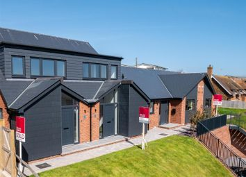 Thumbnail 2 bed semi-detached house for sale in Crouch Lane, Seaford