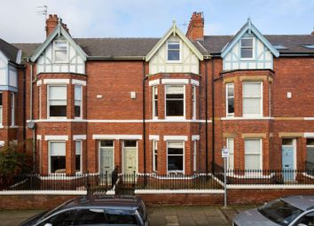 Thumbnail 4 bed terraced house for sale in Scarcroft Hill, York