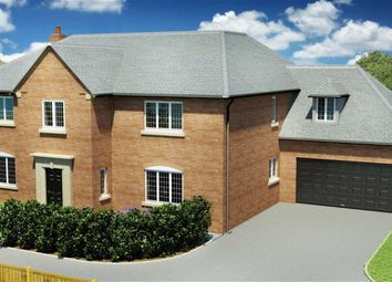 Thumbnail 5 bed detached house for sale in The Limes, Bramcote, Nottingham