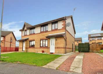 Thumbnail 3 bed semi-detached house for sale in Louden Hill Road, Robroyston, Glasgow