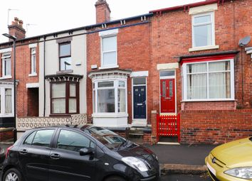 Thumbnail 3 bed terraced house to rent in South View Crescent, Sheffield