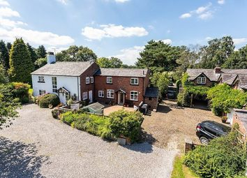 Thumbnail 4 bed detached house for sale in West Lane, High Legh, Knutsford