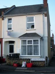 Thumbnail 2 bed flat to rent in 51 Llewellyn Road, Leamington Spa