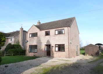 Thumbnail 4 bed detached house to rent in Nafford Road, Eckington, Pershore
