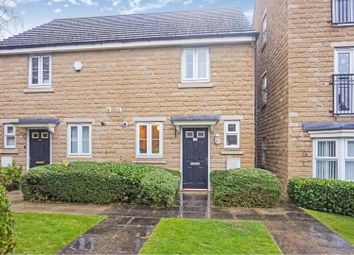 2 bed semi-detached house for sale in Elsham Meadows, Earlsheaton, Dewsbury WF12