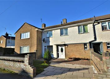 3 bed terraced house for sale in Sandringham Close, Stamford PE9