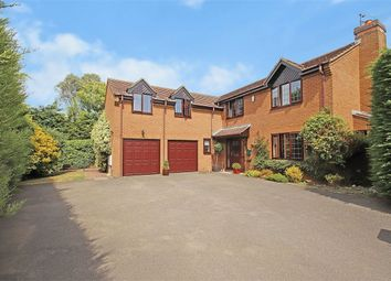 Thumbnail 5 bed detached house for sale in Alibone Close, Moulton, Northampton