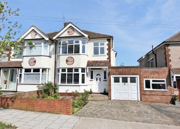 Thumbnail 3 bed semi-detached house to rent in Goodwood Avenue, Hornchurch
