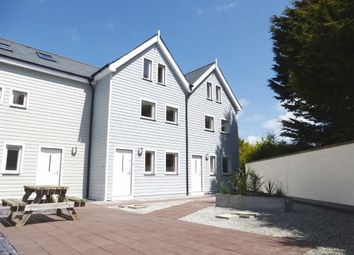 Thumbnail 4 bed terraced house to rent in The Strand, Bude, Cornwall