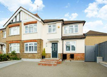 Thumbnail 5 bed semi-detached house for sale in Snowden Avenue, Hillingdon, Uxbridge
