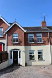 Thumbnail 3 bed terraced house for sale in Derrymore Meadows, Bessbrook