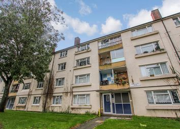 Thumbnail 3 bed flat for sale in Bransbury Close, Southampton