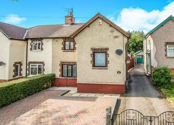 Thumbnail 3 bedroom semi-detached house for sale in Queens Drive, Ilkeston