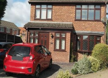 Thumbnail 3 bed detached house to rent in Orchard Crescent, Tuxford
