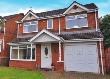 Thumbnail 4 bed detached house to rent in Polperro Close, Ryhope, Sunderland