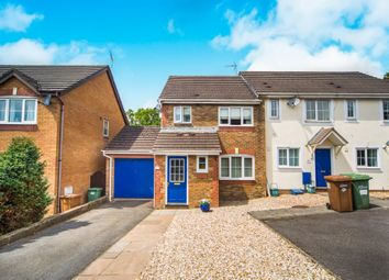Thumbnail 3 bed end terrace house for sale in Dol Y Pandy, Bedwas, Caerphilly
