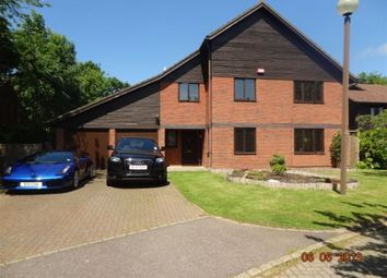 Thumbnail 4 bed property to rent in Rowsham Dell, Giffard Park, Milton Keynes