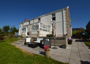 Thumbnail 3 bed cottage for sale in Bryn Road, Upper Brynamman, Ammanford