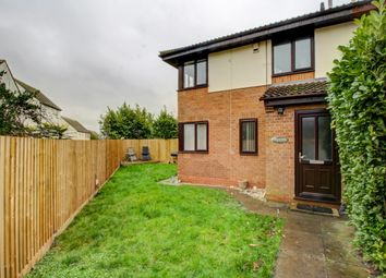 2 bed terraced house for sale in Valens Close, Crownhill, Milton Keynes MK8