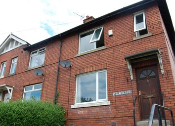 Thumbnail 3 bed terraced house to rent in Syke Street, Earlsheaton, Dewsbury