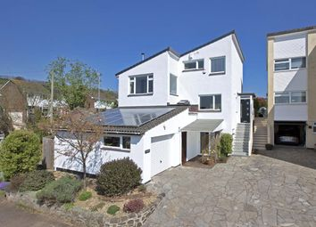 Thumbnail 4 bed detached house for sale in Tiverton Road, Silverton, Exeter