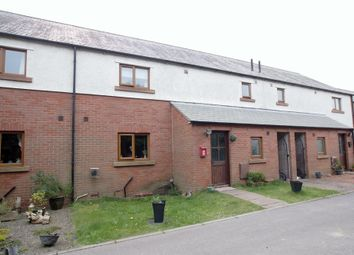 Thumbnail 4 bed terraced house for sale in Wheatsheaf Court, Abbeytown, Wigton, Cumbria