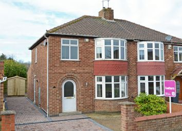 Thumbnail 3 bedroom semi-detached house to rent in Ennerdale Avenue, York