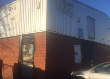 Thumbnail Light industrial to let in Garscube Road, Glasgow