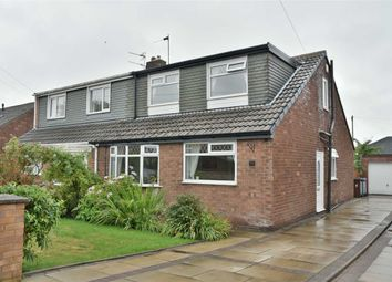 Thumbnail 4 bed semi-detached house for sale in Longhurst Road, Hindley Green, Wigan