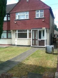 Thumbnail 4 bed terraced house to rent in East Rochester Way, Sidcup