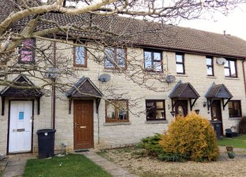 Thumbnail 2 bed terraced house for sale in Woodhouse Close, Cirencester