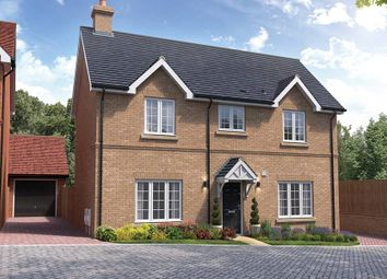 """Thumbnail 4 bed property for sale in """"The Nessvale"""" at Station Road, Earls Colne, Colchester"""