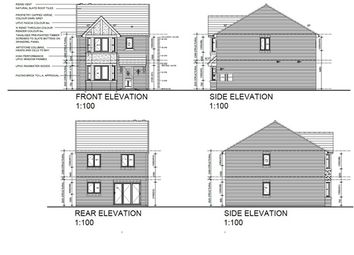 Thumbnail 3 bed property for sale in Giller Drive, Preston