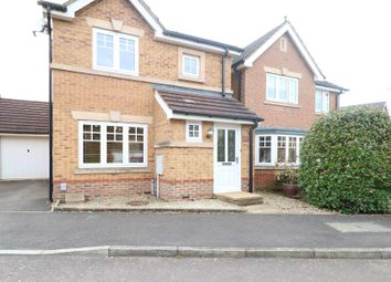 Thumbnail 3 bed detached house to rent in Sigerson Road, Swindon