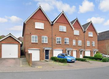Thumbnail 3 bed end terrace house for sale in Weavers Mead, Bolnore Village, Haywards Heath, West Sussex