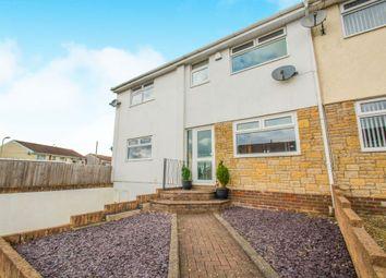 Thumbnail 2 bed terraced house for sale in Foel View Close, Llantwit Fardre, Pontypridd, Rhondda Cynon Taff