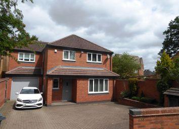 Thumbnail 4 bed detached house for sale in Longbridge Lane, Birmingham