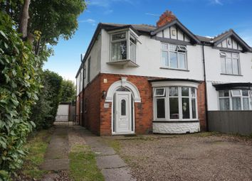 Thumbnail 4 bed semi-detached house for sale in Scartho Road, Grimsby