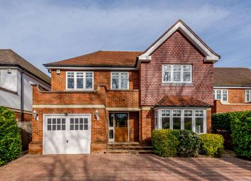 Northcroft Close, Englefield Green, Egham, Surrey TW20. 4 bed detached house for sale