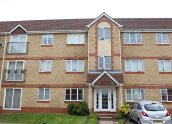 Thumbnail 2 bedroom flat to rent in Lyon Close, Maidenbower, Crawley