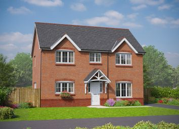 Thumbnail 4 bed detached house for sale in The Meliden, Middlewich Road, Sandbach, Cheshire