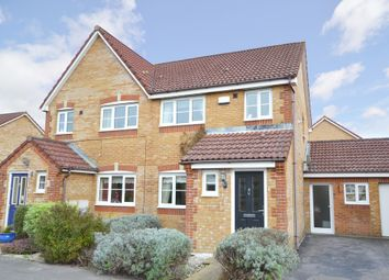 Thumbnail 3 bed semi-detached house for sale in Seaview Road, Cowes